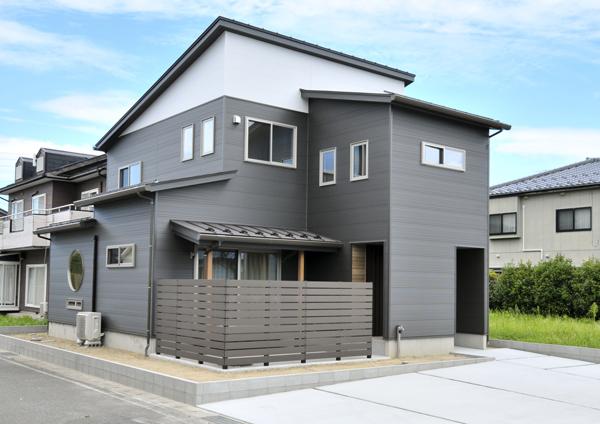 新潟市秋葉区 「和モダンの家」