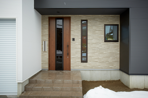 新潟市江南区 「インナーガレージの家」