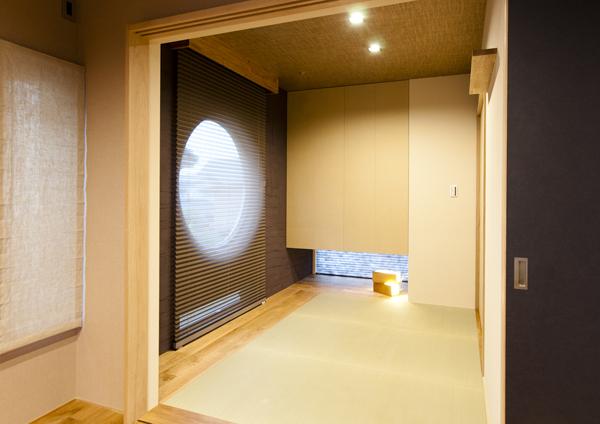 新潟市西区 「アイランドキッチンの家」