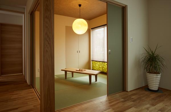 加茂市 「平屋の家」